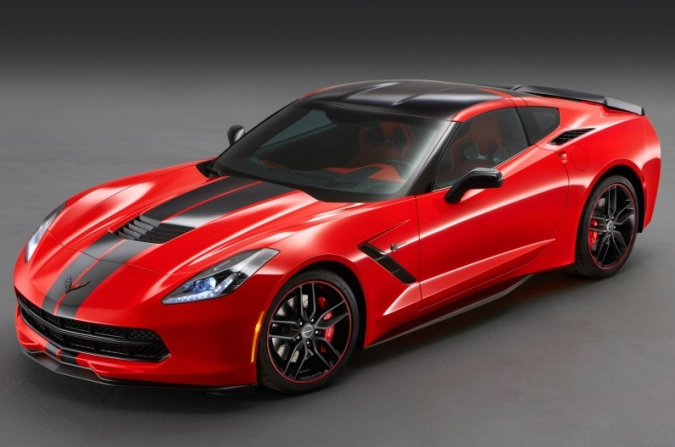 2014-Chevrolet-Corvette-Stingray-Pacific-Coupe-2013-SEMA-Concept-front-three-quarters-view-796x528