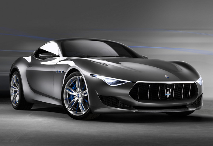 2014 Maserati Alfieri Concept; top car design rating and specifications